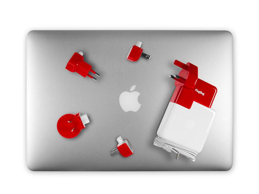 Twelve South PlugBug Worldは「2.1A USB電源+海外用プラグ5種」のMacBookユーザーマストハブアイテム!(そしてお買い得)