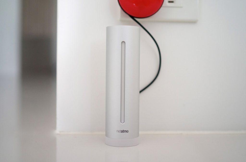 「Netatmo ウェザーステーション」で室内・屋外環境をモニタリングして健康管理とかをしよう。