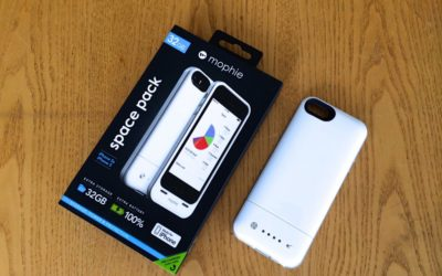iPhoneが最大96GB!?ストレージ内蔵バッテリーケース「space pack for iPhone 5s/5」をご紹介。