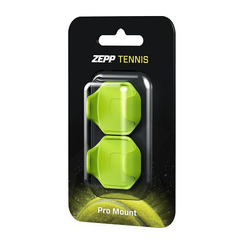 熟練ユーザーにも・・・「Zepp Tennisスイングセンサー」プロマウント発売開始です。