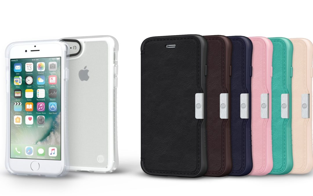 iPhone 7に合わせたケースを発売