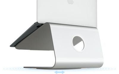 人間工学に基づいて設計されたRain Design mStand360