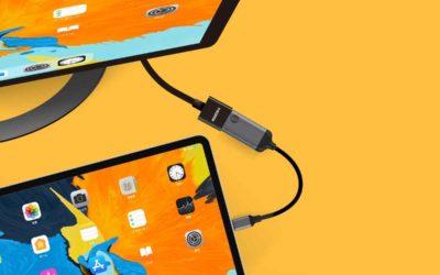 USB-Cポートを持つPC、Mac、スマートフォンなどに対応したHDMI変換アダプタがTUNEWEARから登場