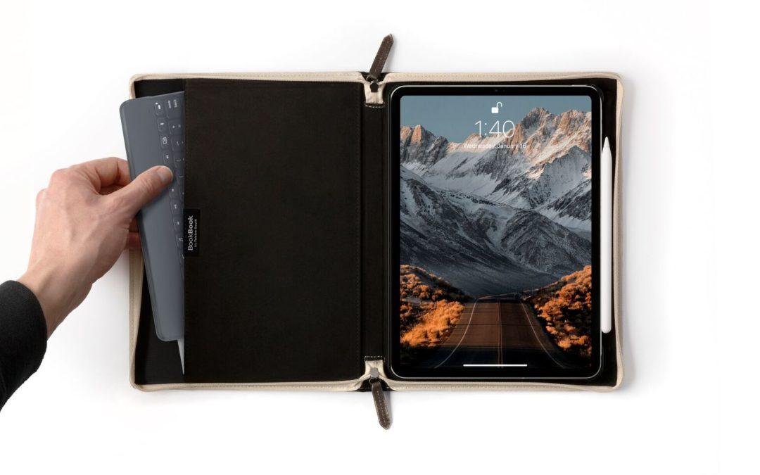 米国Twelve South社からアンティーク調で本革のiPad Pro用カバー「BookBook Vol.2 for iPad Pro」、新登場!