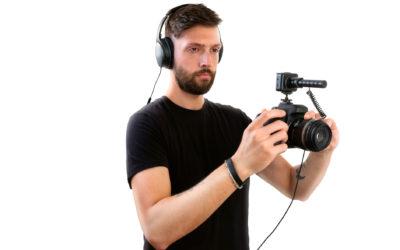 ユニバーサル仕様のデジタル・ショットガン・マイク「iRig Mic Video」が登場