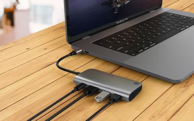SSD内蔵USB-Cドッキングステーション「ALMIGHTY DOCK CS1」販売開始。