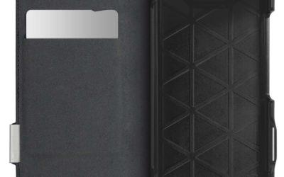 「TUNEWEAR ANTI-SHOCK HYBRID CARD FOLIO for Xperia 8」をau公式アクセサリ「au +1 collection SELECT」より発売
