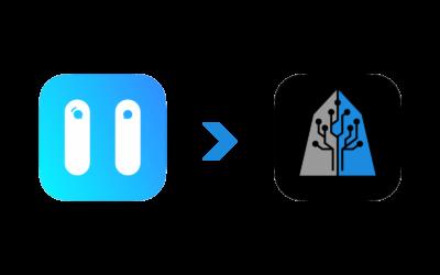 ウェアラブル翻訳機「WT2 Plus」のアプリが変更