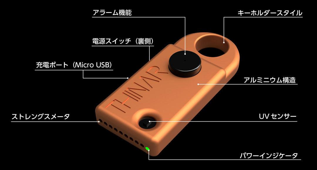 その紫外線照射機器、本当に効果がありますか?紫外線強度を計測するポケットサイズの「GEIGER UV」、クラウドファンディング開始!