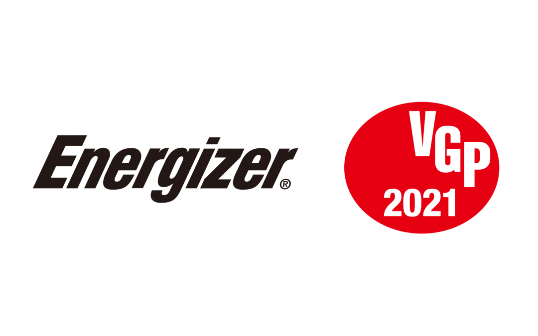 Energizerブランド2製品がVGP 2021モバイルバッテリー部門を受賞。2020 SUMMER、2020に続き、3期連続受賞。