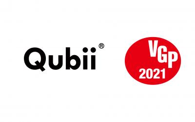 iPhone、Androidの買い替えに最適なバックアップデバイス「Qubii」シリーズ3製品がVGP 2021 スマートフォン関連アクセサリー(データ関連)部門を受賞。