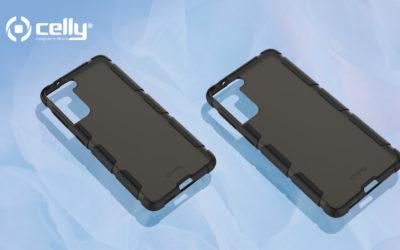 Galaxy S21 5G、Galaxy S21+ 5G 対応「EXTREME DEFENSE 耐衝撃ハイブリッドカバー/クリアブラック」が「au +1 collection SELECT」に登場!